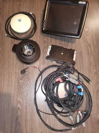 Trimble FMX Ez Pilot nawigacja rolnicza zestaw AG25 RTK VRS modem