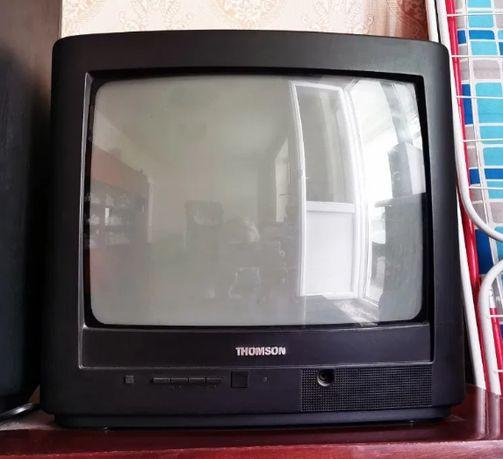 """THOMSON telewizor telewizorek 14"""" cali calowy kolorowy sprawny"""