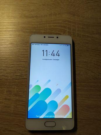 Смартфон Meizu m5c / Телефон на две сим карты! С коробкой и документом