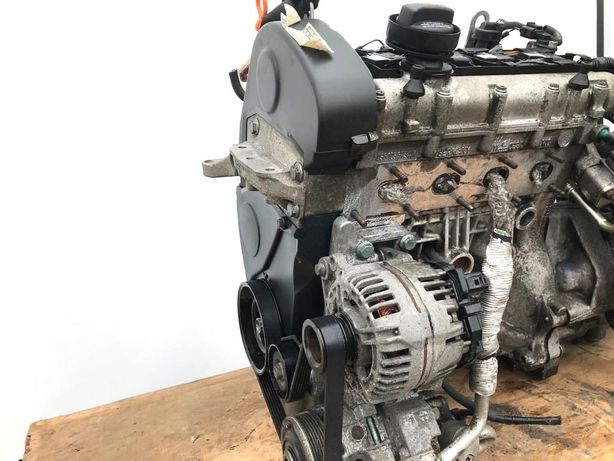 Двигатель BBY BKY 1.4 16v VAG Polo Fabia Seat Golf