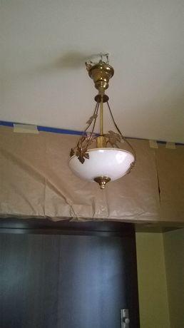 Wyposażenie wnętrz lampa sufitowa