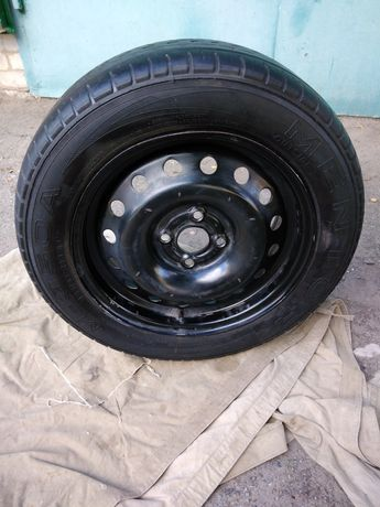 Запасное колесо в сборе