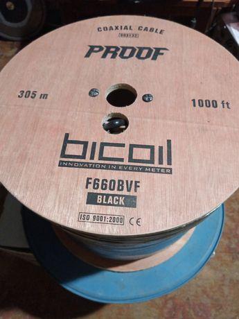 BiCoil кабель коаксиальный F660BVF PROOF CCS (бухта 305м) 003132