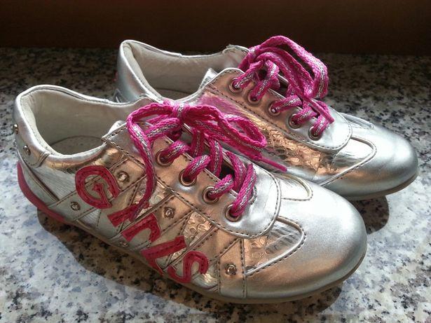 Buty dziewczęce rozmiar 28
