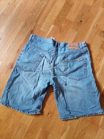 Krótkie spodenki jeansowe Levi's w33