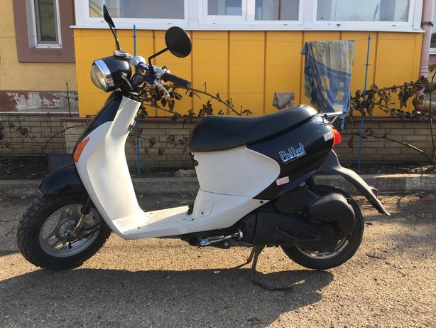 Скутер Suzuki Pallet Lets 4