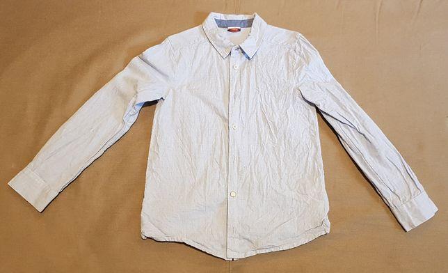 Koszula chłopięca, bawełniana, firmy Tape a l'Oeil, rozmiar 128 cm