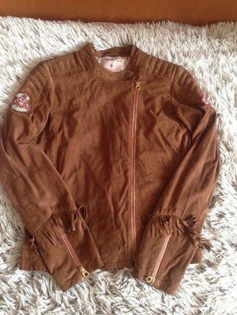 Замшевая куртка (косуха) Scotch R`Belle