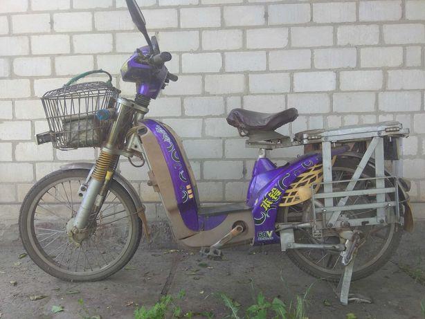 Електровелосипед