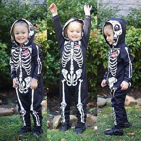 Детский ,праздничный костюм на хеллоуин ,комбинезон.
