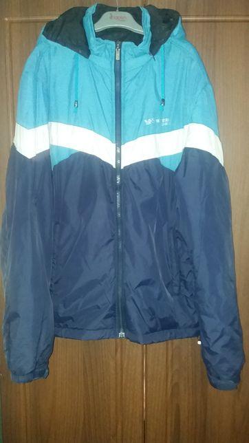 Куртка ( демисезонка); кофта утепленная мужская