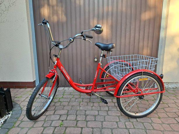 Sprzedam trzykołowy rower