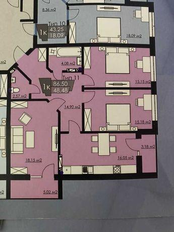 Продаж 3 кім кв в новобудові по вул.Городоцька ЖК Resident Hall