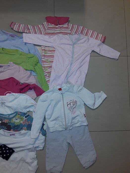 Paczka ubranek dla 1,5 rocznej dziewczynki Krzepice - image 1