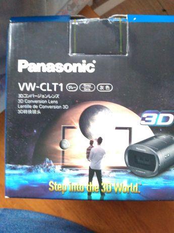 Продам 3Д объектив CLT1 от Panasonic