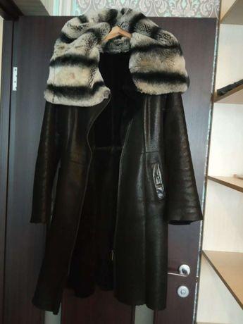 Дублёнка шуба куртка