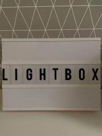 Lightbox Cor de Rosa