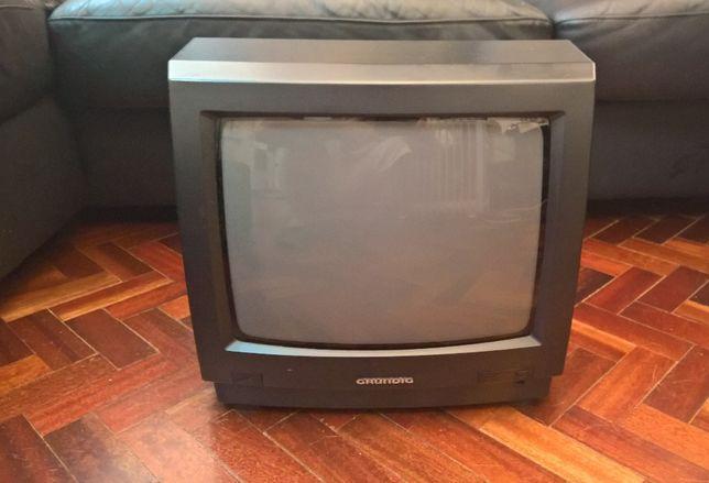 Televisão Grundig de 37cm