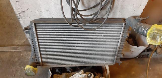 Intercooler chłodnica powietrza vw audi skoda a3 Octavia golf leon