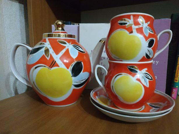 Сервиз чайный Яблоко Полонского ФЗ