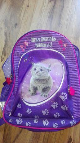 Plecaki szkolne dla dziewczynki