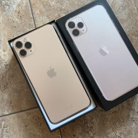 Сост Нового! iPhone 11 Pro Max 64gb 96% аккум Neverlock Gold