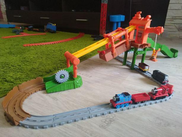 """Железная дорога""""Томаси его друзья  на лесорубке""""Оригинал"""