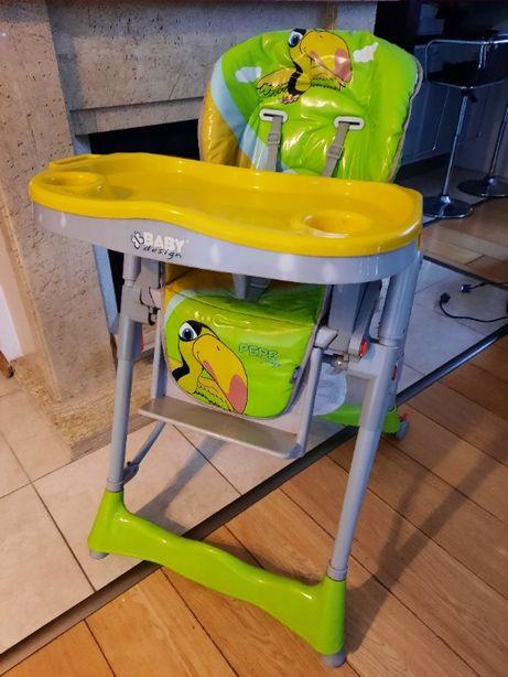 krzesło do karmienia maluszka BABY Design