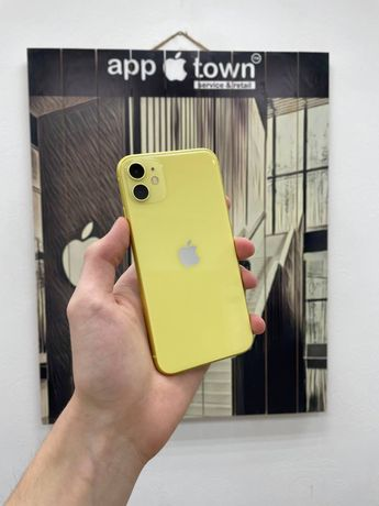 Iphone 11 128GB Yellow Neverlock/Рассрочка/Магазин/Гарантия