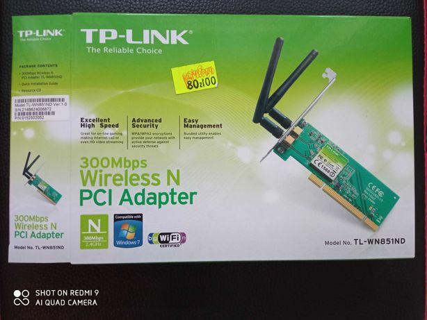 karta sieciowa TP-Link 300Mbs PCI Adapter