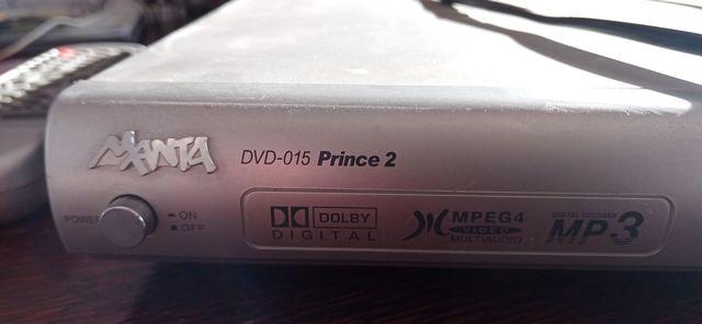 odtwarzacz DVD Manta Prince 2
