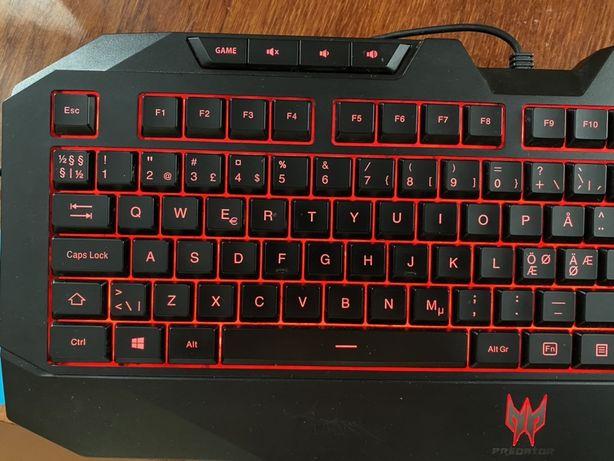 Ігрова клавіатура acer predator