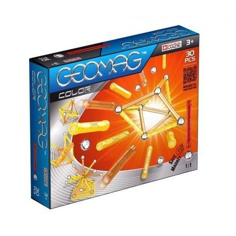 Geomag Kids Color 30el szwajcarskie klocki magnetyczne