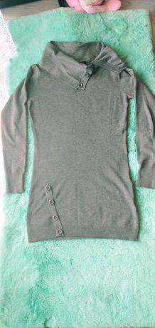 Sweterek Golf szary r. M