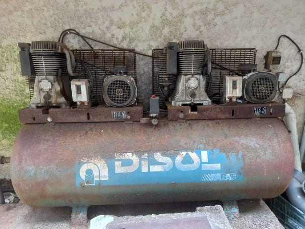 Compressor Disol 500 TF 8