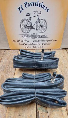 Camara de ar para bicicleta pasteleira