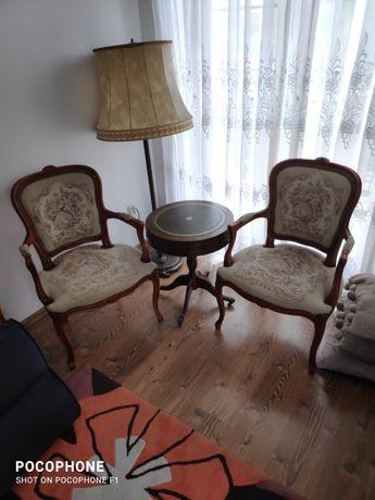 Krzeslo /fotel  /ludwik antyk oryginal