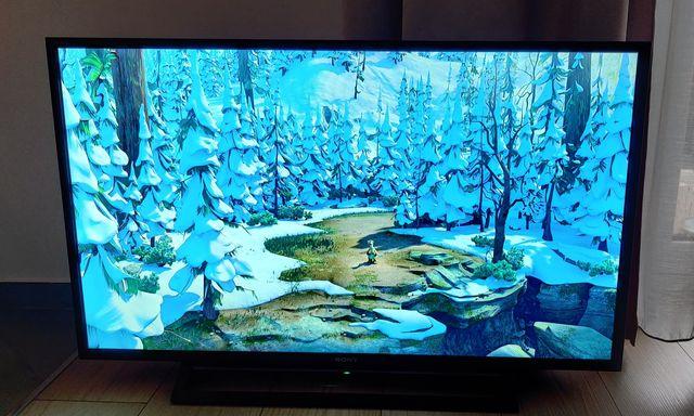 Telewizor 40 cali Sony KDL-40R450B W Pełni Sprawny Super Stan Komplet