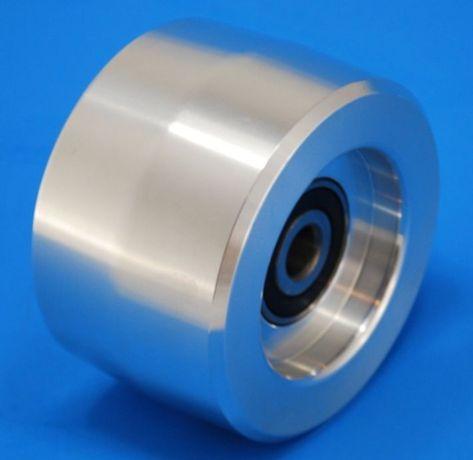 Roda Tensora de Alumínio para Lixadeira - Tension Wheel f Belt Grinder