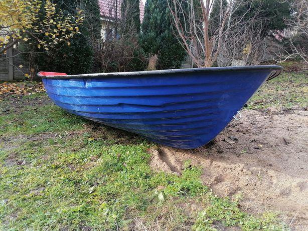 łódż łódka wędkarska dwupłaszczowa 380 x170 nowa