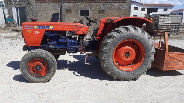 Tractor Same Condor
