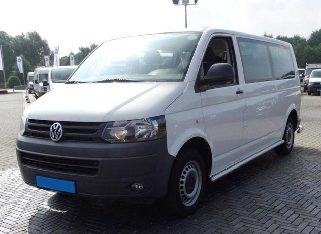 Микроавтобус на свадьбу 8 мест аренда авто с водителем Volkswagen T5