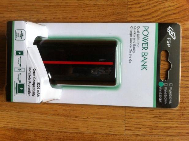 Power Bank FSB Walker5200BF 5200mAh 2 porty USB