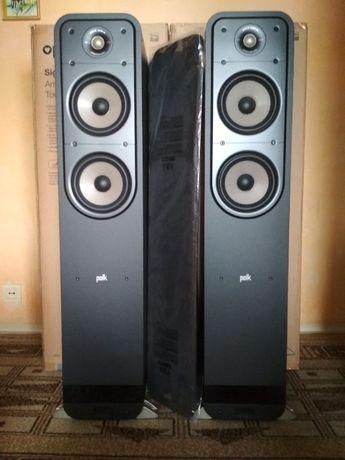 Kolumny podłogowe Polk Audio Signature S55E + Onkyo TX-8250