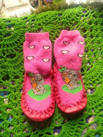 Носки чешки на дівчинку
