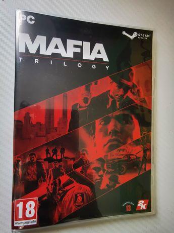 Mafia trylogia PC