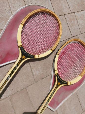 2 rakiety tenisowe Germina