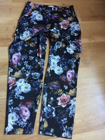 Spodnie H&M 40 L Nowe Piękne