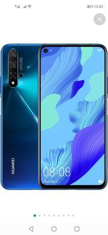 Мобильный телефон Huawei Nova 5T Crush Blue