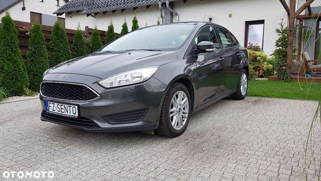 Ford Focus 1.6 16v Trend Salon Polska, Serwisowany, Faktura